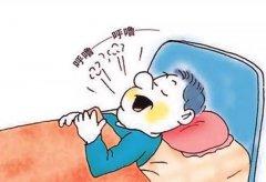 患有鼻炎会引起打鼾吗?